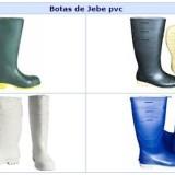 Botas de Jebe PVC en Gamarra