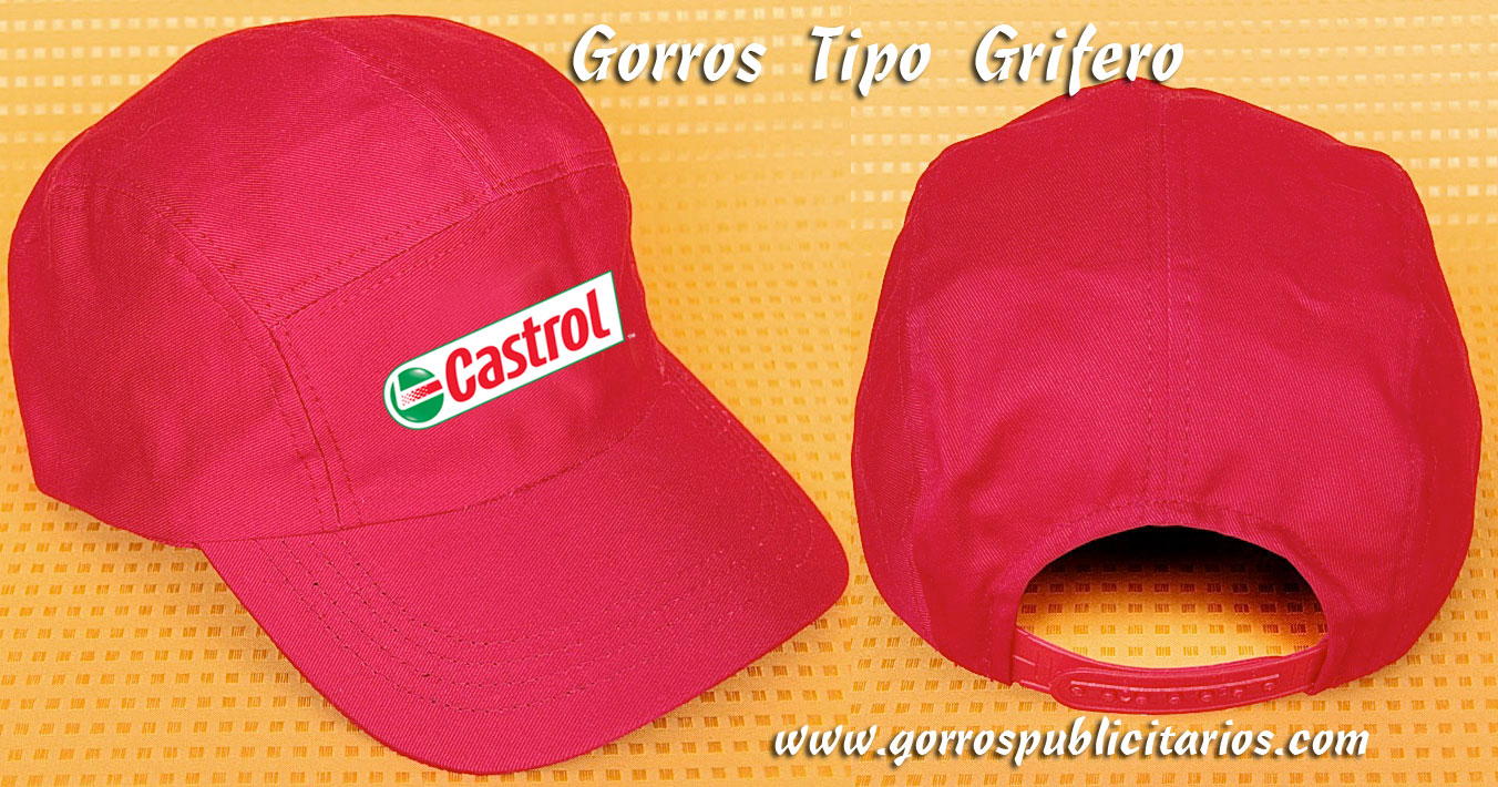 Gorros Modelo Grifero en Gamarra