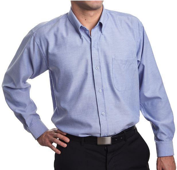Camisas en Tela Oxford en Gamarra